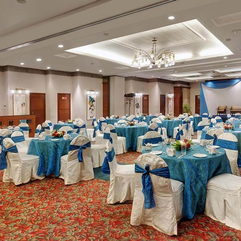 hotels in mumbai with banquet halls