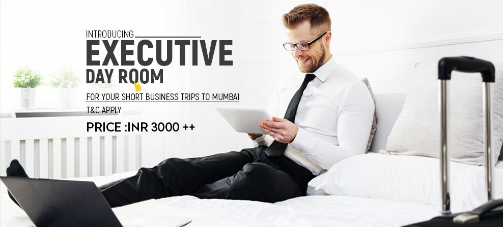 Executive day room package