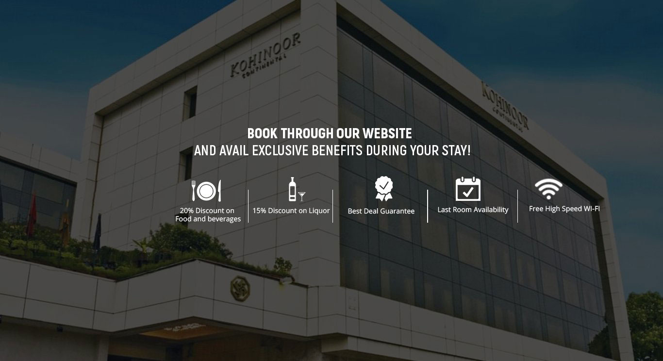Luxury Business Hotels in Andheri East, Mumbai India - Kohinoor